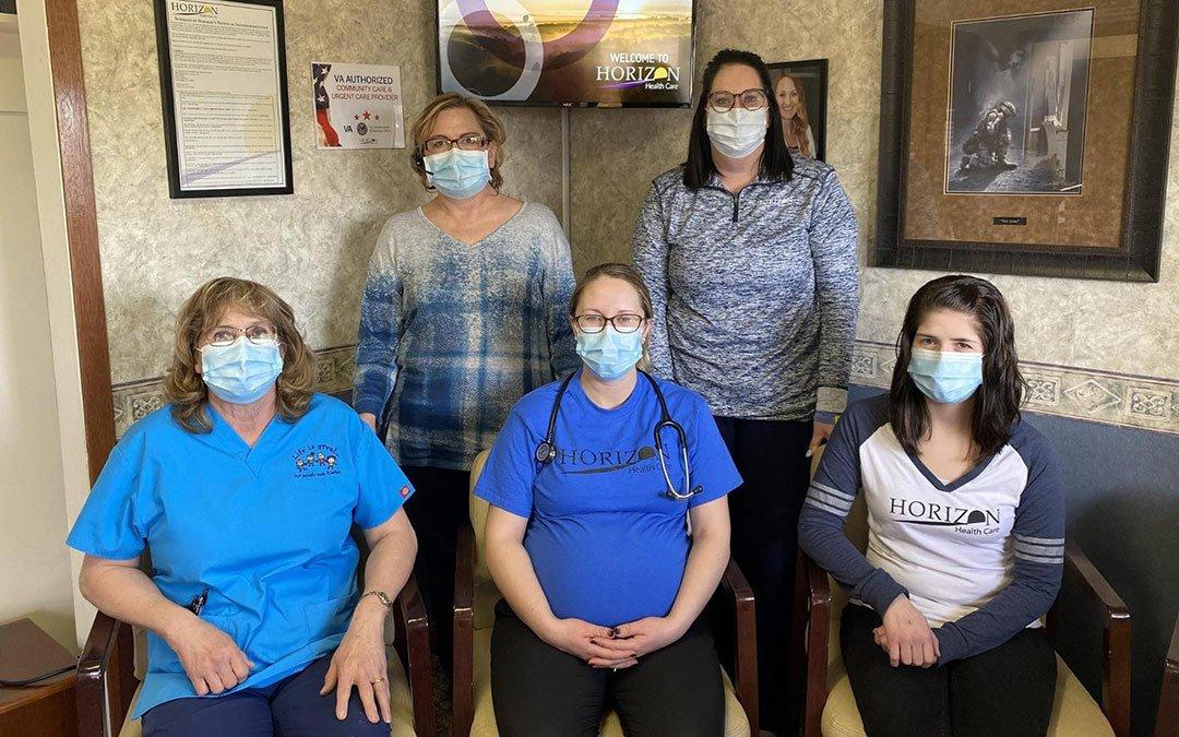 Horizon Health Care team
